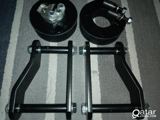 """Nissan Xterra Lift Kit 2.5"""""""