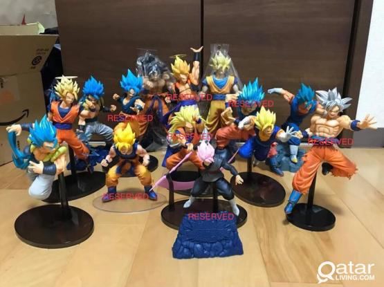 Anime Action Figures