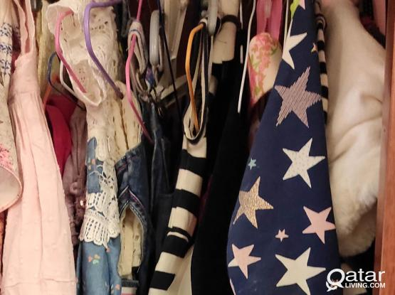 I have various  branded dresses for girls newborn to 3 yrs. Mostly new