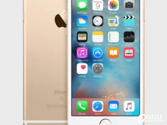 Iphone 6S plus, 128GB, rose gold color