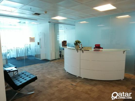 No Commission ! 13 to 18 Sqm Office Spaces Available in Westbay