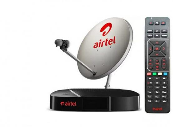 All kinds of satellite dish receiver sale and installation.. Airtel big dish receiver available