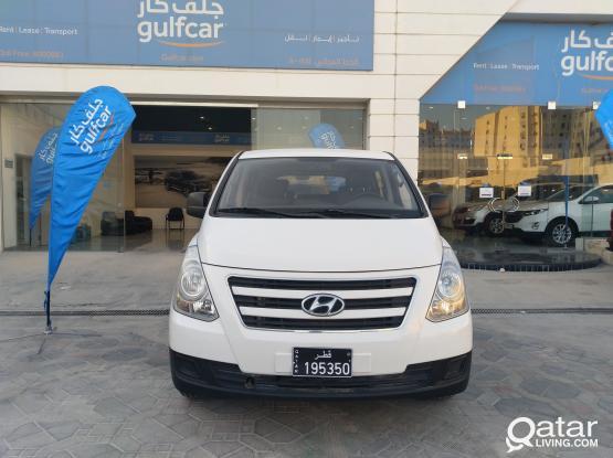 Hyundai H1 2017