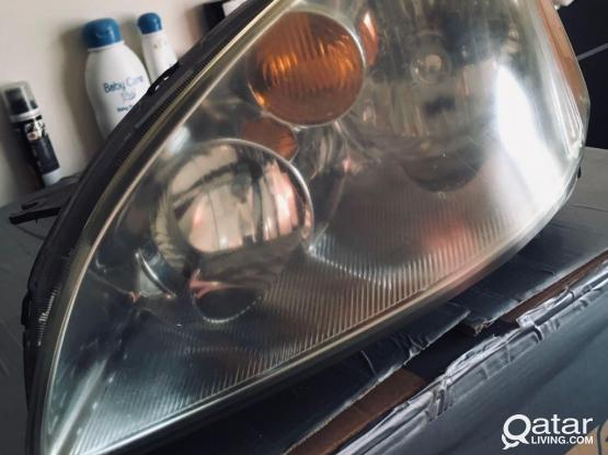 Nissan Altima Original Headlight (Driver Side)