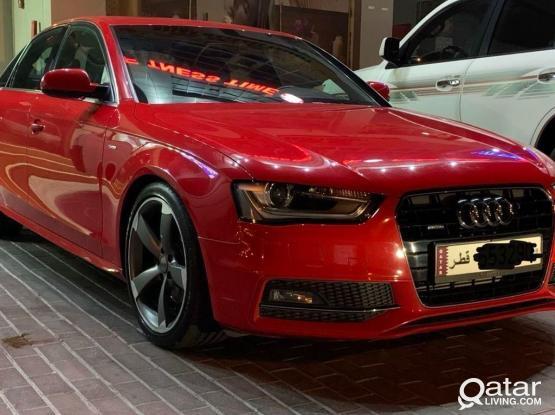 Audi A4 Standard 2013
