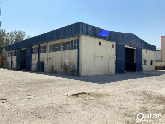 STORE WITH LAND (900SQM Store&1200LAND) Industrial Area 5