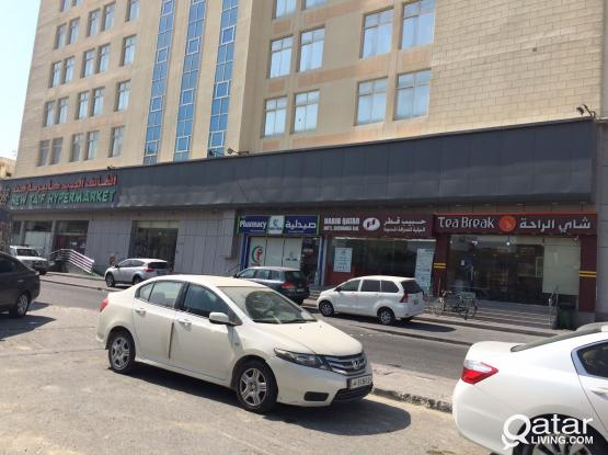 QAR 35/Per SQM, Office space in Umm Ghuwailina . No Commission Directly from owner