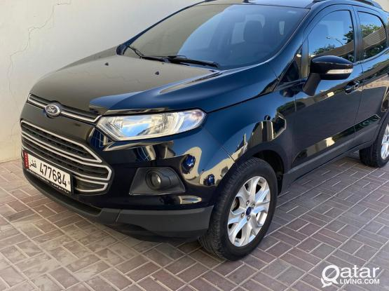 Ford EcoSport Titanium 2016