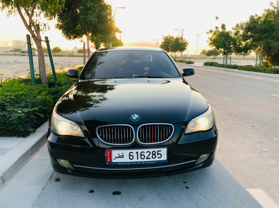 BMW 5-Series 525 i 2008