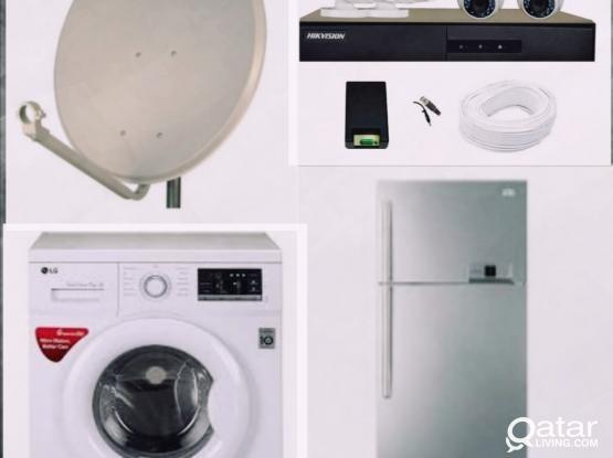 Fridge and washing machine repair...33806169