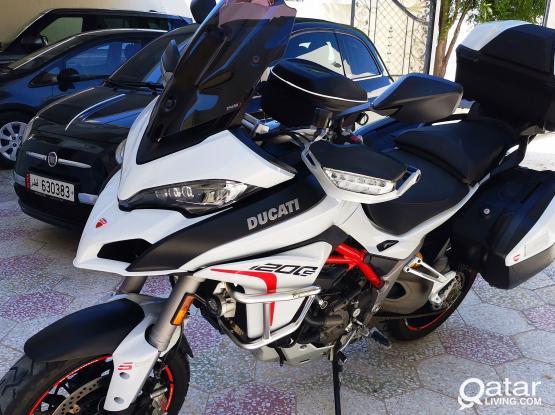 Ducati Multistrada 1200 S 2016