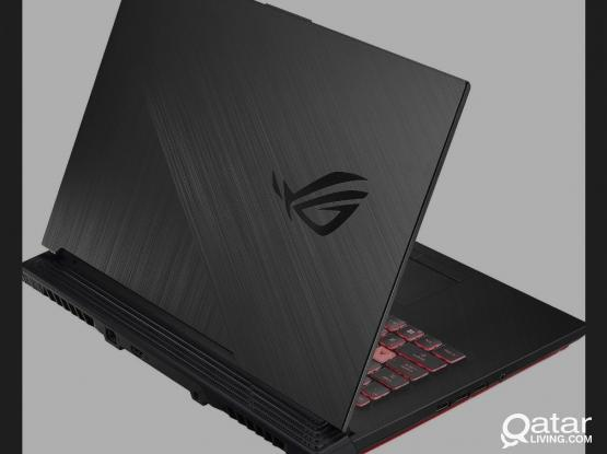 "Asus Rog Strix G731GU 17.3 "" 144 hz 1660 Ti Gaming Laptop"