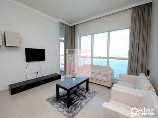 Apartments in West bay furnished