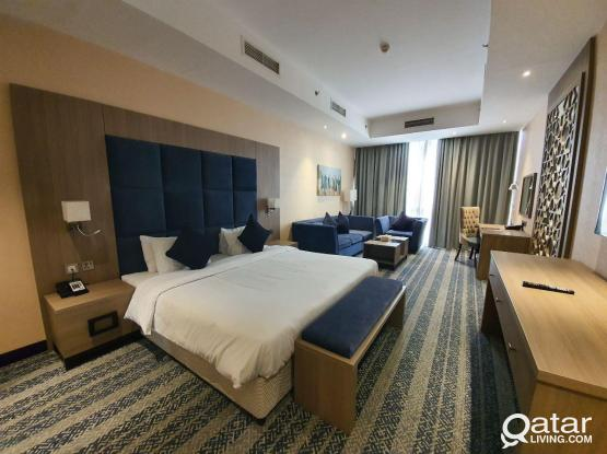 Sea View Hotel Studio Apartment (Big Size )