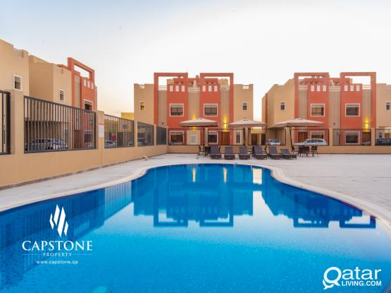 FREE 1 MONTH!! Brand New 5BR Villas near Doha Festival City