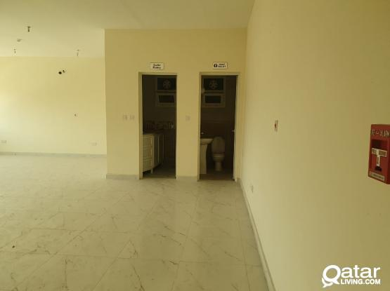 70sqm brand new officee space available in muntazah