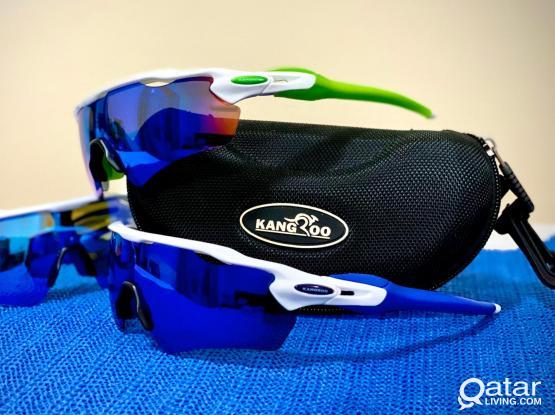 Polarized Sports Glasses Kangaroo brand