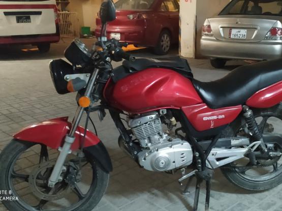 Suzuki Motorcycle IN 125 2015