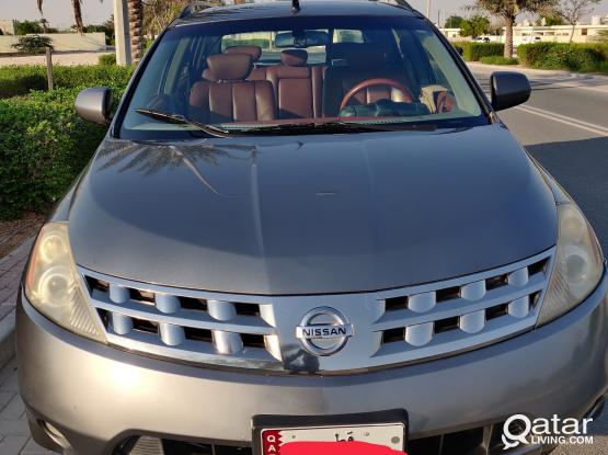 Nissan Murano SE 2007