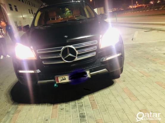 Mercedes GL 2011