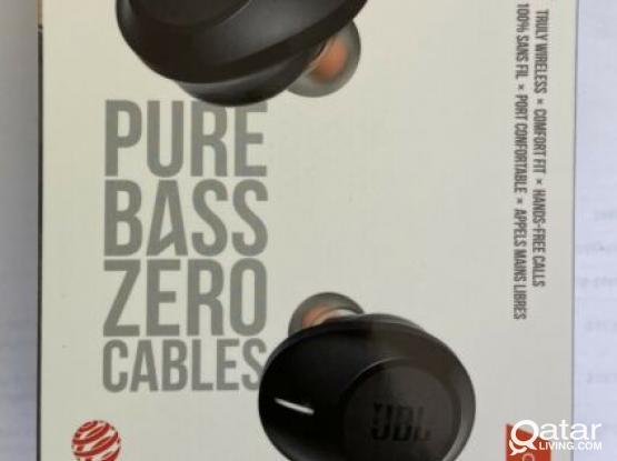 JBL Wireless In-Ear Headphones – Black (Sealed Box)