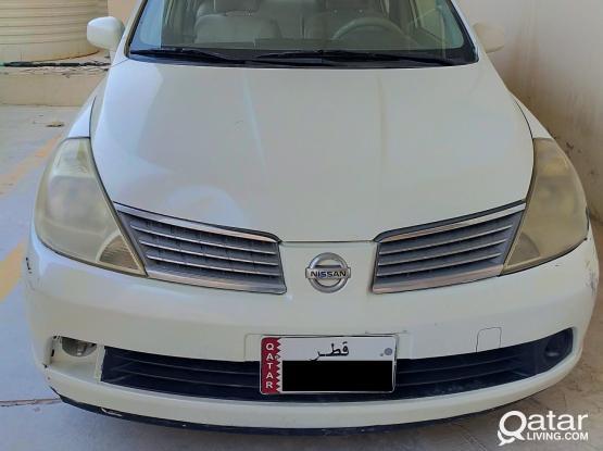 Nissan Tiida 1.6L 2006