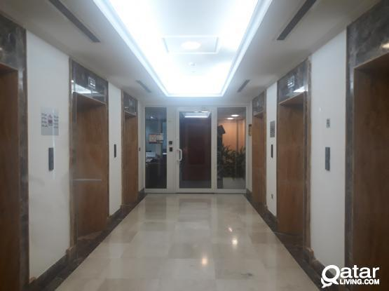 175 Sqm All Inclusive Partitioned Office in West Bay