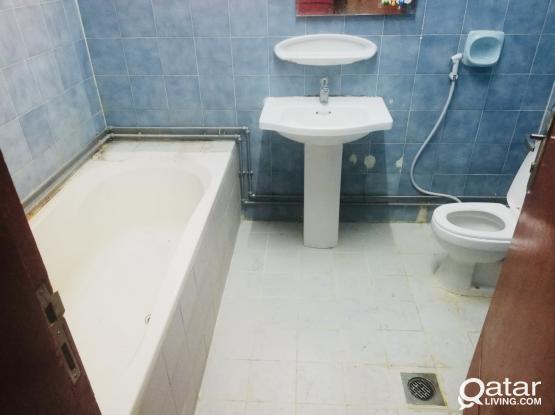 ONE BEDROOM  AVAILABLE IN BIN OMRAN NEAR HMC