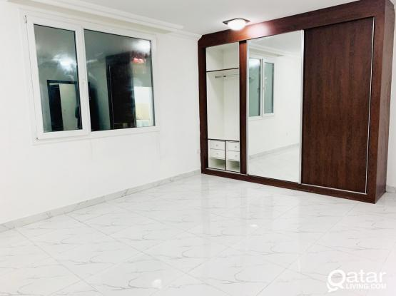 Very Spacious Studio Apartment for Family/Ex.bachelor at Duhail