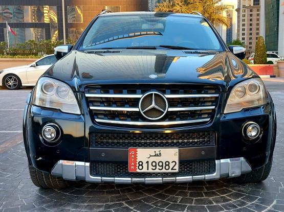 Mercedes ML 63 AMG 2009