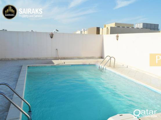No Commission! Modern F/F 2 Bhk Apartment for rent in Bin Mahmoud