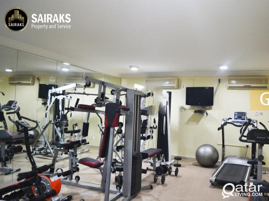 No Commission! Modern fully furnished 1bhk Apartment for rent in Bin Mahmoud