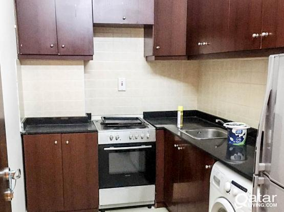 FULLY-FURNISHED, 1-BEDROOM APARTMENT IN DOHA JADEED
