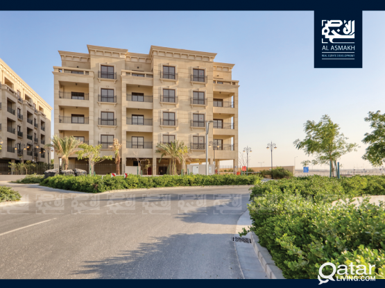 Luxurious 1-Bedroom Apartment in Fox Hills, Lusail