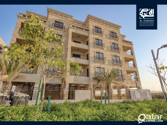 New Lux. 1-Bedroom Apt in Fox Hills, Lusail