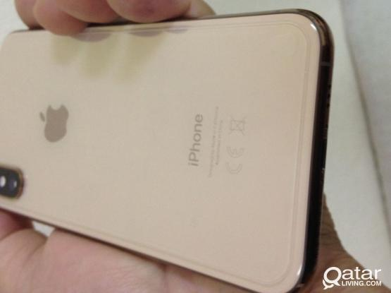 Iphone XS 64 Gb Gold  in Good Condition