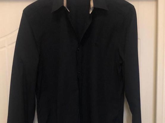 Original Black Ladies Burberry Shirt