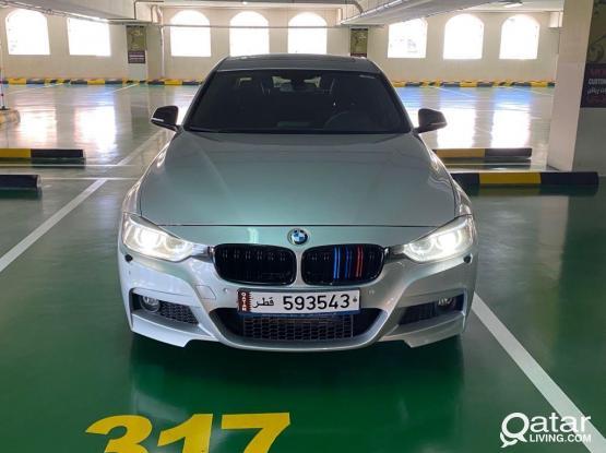 BMW 3-Series 328 i 2014