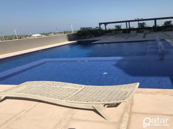 Nice 2bhk in lusail sea view fully furnished