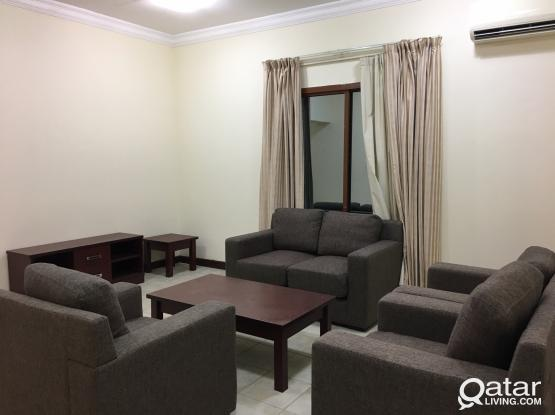 S/F - 3 BHK, 3 BATHROOM APARTMENT For Family & executive bachelor  -in najma