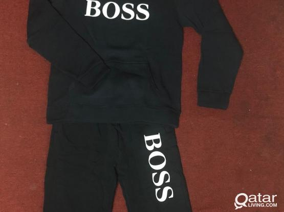BOSS Hoodie Set (Brand-New)