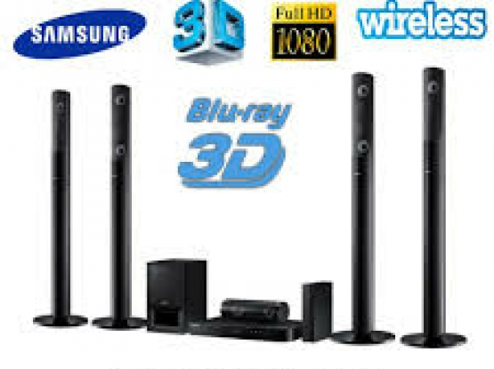 Samsung 3D Blue ray Home Theater