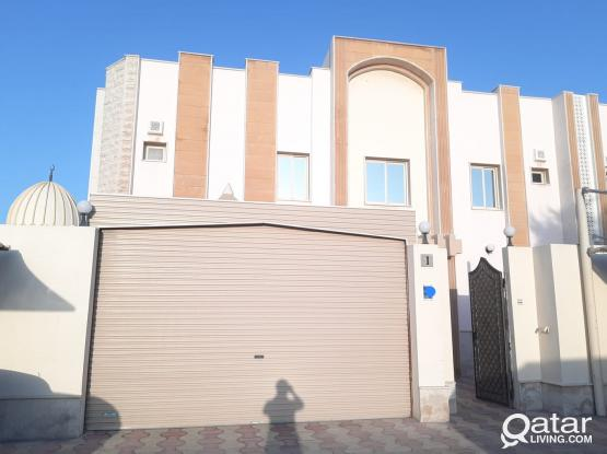 Luxury Double story 5 Bedroom + Maid Room villa in Ain Khaled