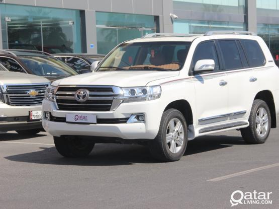 Toyota Land Cruiser GXR 2013