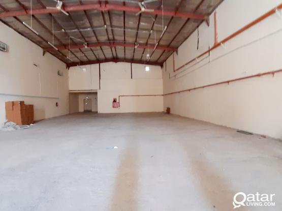 550 SQM GENERAL WAREHOUSE FOR RENT IN INDUSTRIAL AREA