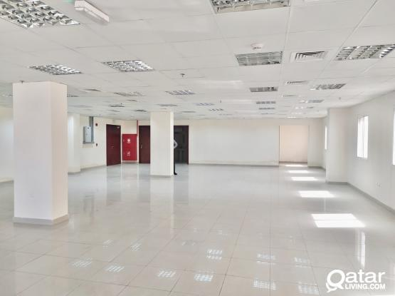 Exclusive!! 184 & 194 Sqm Office Available in Ummghuwailina only for 35 Qar/ Sqm