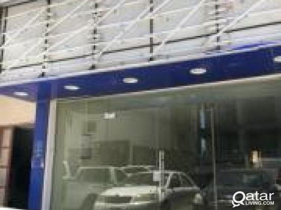 Shop for rent at Umm Ghuwailina