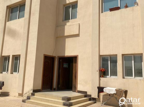 Spacious Studio flat for Family/Bachelors male/female/Senior Stuff in Al Thumama