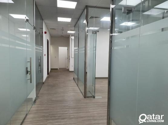 188 Sqm Well Partitioned Office Space Available in Old Airport