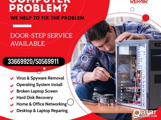 Computer & Laptop Repair | CALL US 50569911 | Software & Hardware Repair | Laptop Battery & Screen Change